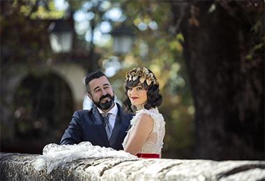 Esther y Óscar